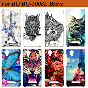 For BQ 5008L Case Cover Luxury