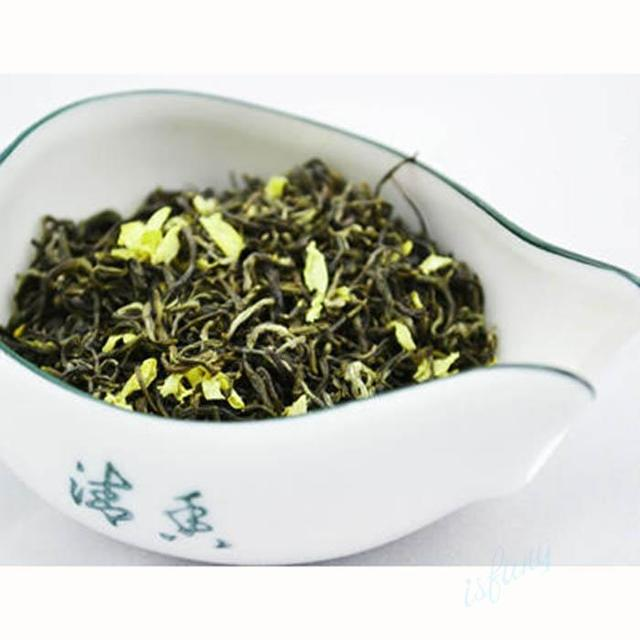 Health Drink  Chinese Aroma First Level Natural Scented Jasmine Loose Flower Tea 100g