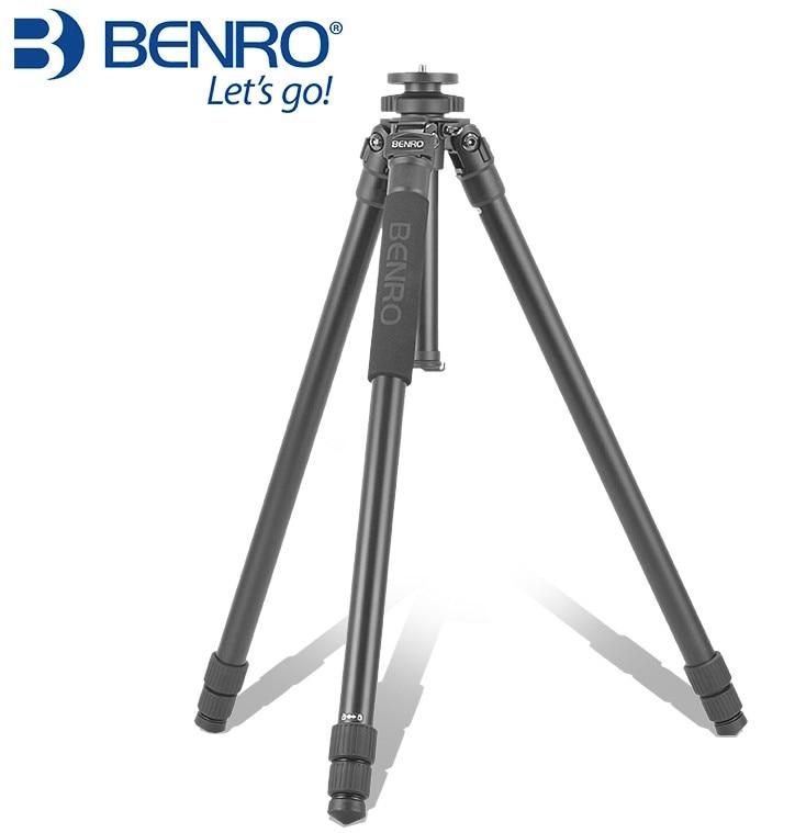 Benro A3570T trépied en aluminium support stable trépied portable professionnel appareil photo reflex numérique
