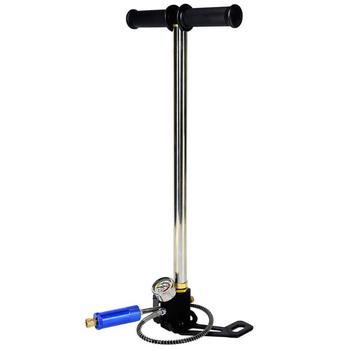 UZWELL najwyższej jakości wysokiego ciśnienia 3 etap PCP Mini ręczne pompy pompy powietrza polowanie pompy PCP 300bar 30mpa 4500psi tanie i dobre opinie Wielostopniowa pompa PNEUMATIC Wysokie ciśnienie Pompa powietrza Standardowy Air Pump Pompy tłokowych MIZNELL bike
