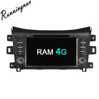 Android 8.0 Octa Core PX5/PX3 Fit NISSAN NAVARA / NP300 2014 2015 2016 Car DVD Player Navigation GPS Radio