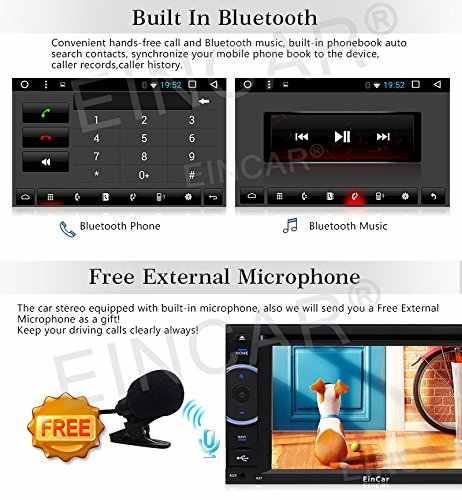 Беспроводная камера + Эндрюс 6,0 четырехъядерный Два водонепроницаемых 2 Din gps автомобильная стереосистема Bluetooth wifi радио Поддержка USB SD внешний Micro