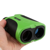 Mini Monocular Golf Telescope 6X Portable Laser Distance Meter RZ900D Rangefinders Distance 5 900 M for Sports Camp Hunting