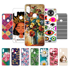 3D DIY Silicone Case For Umidigi S3 Pro Protector TPU Bumper Back Cover Coque for 6.3 inch Funda Custodia Housse