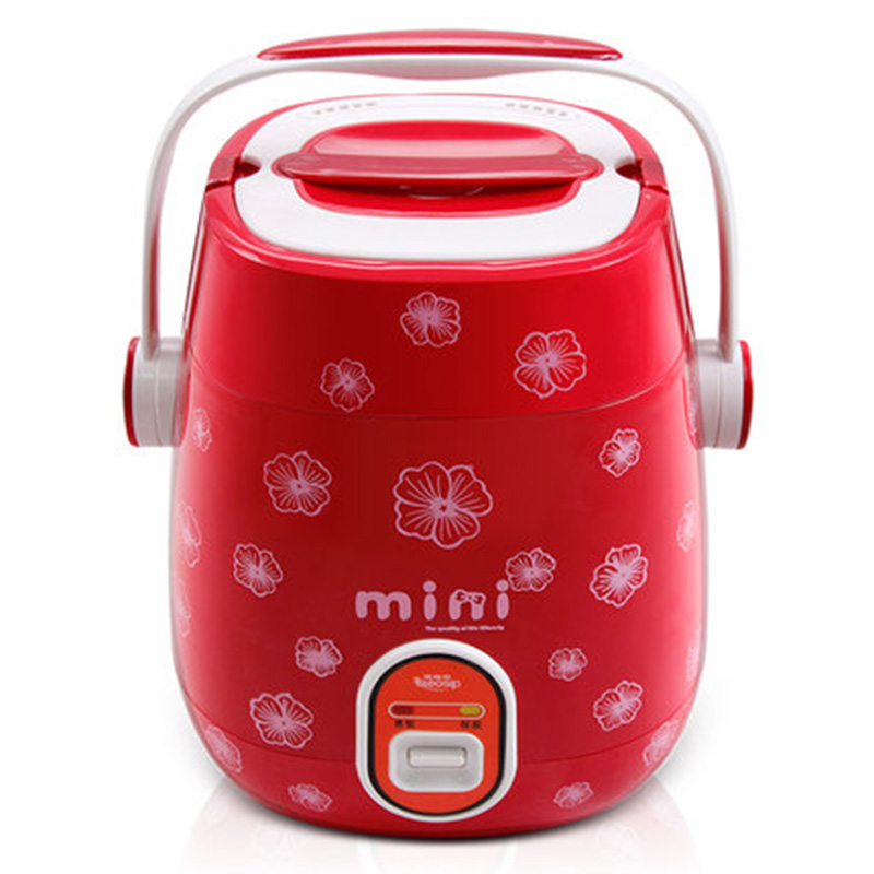 Rice cooker 1 people -2 people Mini dormitory home Small electric rice cooker thick anti-scalding real material quality is bette rice cooker parts steam pressure release valve