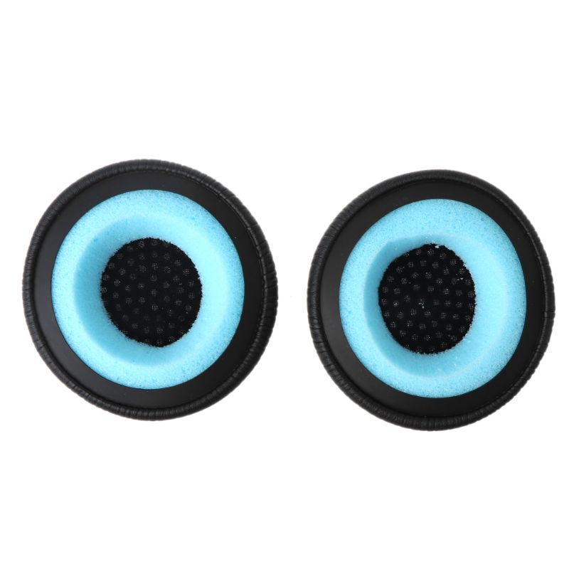 1 Pair Of Ear Pads Cushion Cover Earpads Replacement Cups For Skull-candy Grind Wireless Headphones Headset