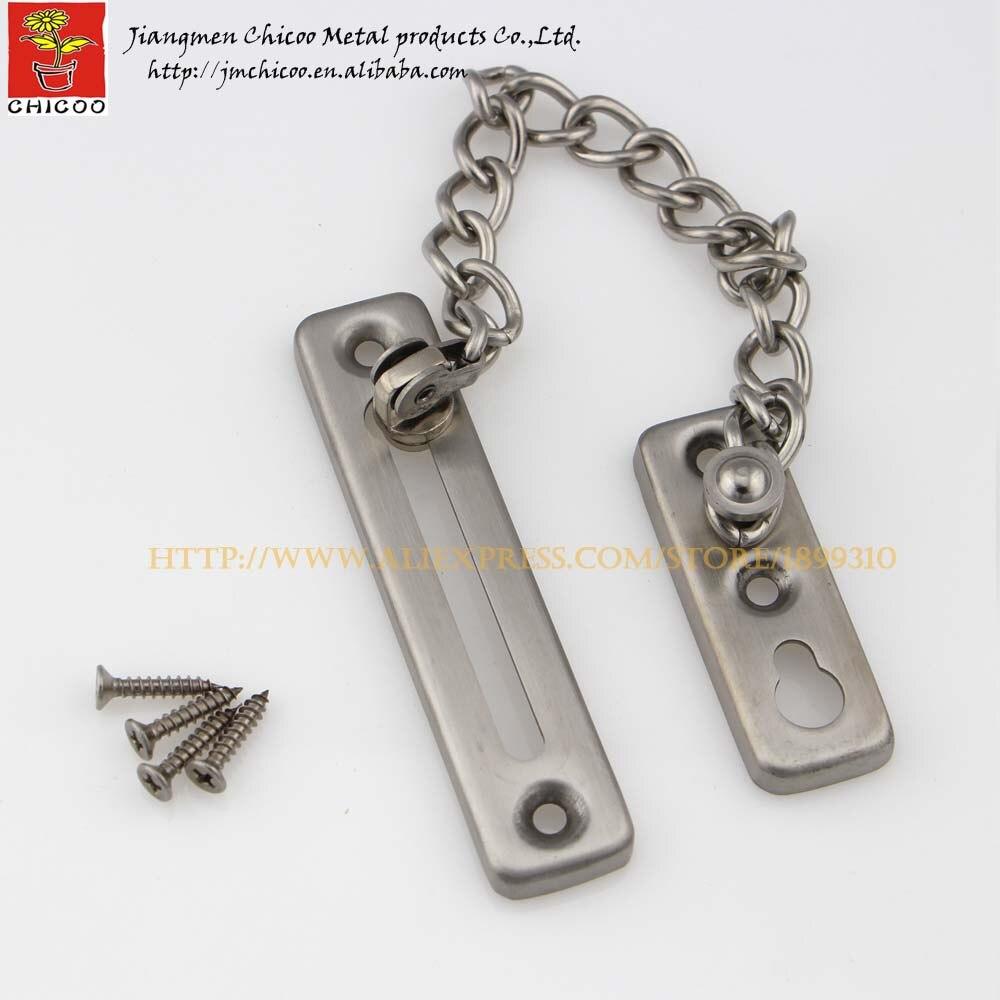 modern Stainless steel 304 door chain bolt ,Door chain guard ...