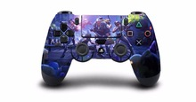 1pcs Game Fortnite PS4 Skin Sticker Decal Vinyl For Sony PS4 PlayStation 4 for Dualshock 4 Game Controller PS4 Skins Stickers