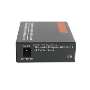 Image 5 - HTB GS 03 A & B 3 пары гигабитных волоконных оптических медиа преобразователей 1000 Мбит/с, одномодовый одноволоконный порт SC, внешний источник питания