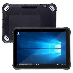 Image 1 - 12 zoll RAM 4G ROM 128G 4G LTE windows 10 pro robuste tabletten Industrie panel pc ST12