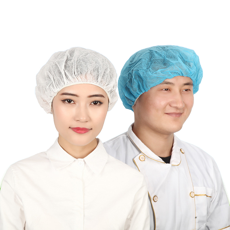 Accessories Permanent Makeup Disposable Hair Net Caps 50pcs Sterile Hat For Microblading Accessories For Eyebrow Tattooing