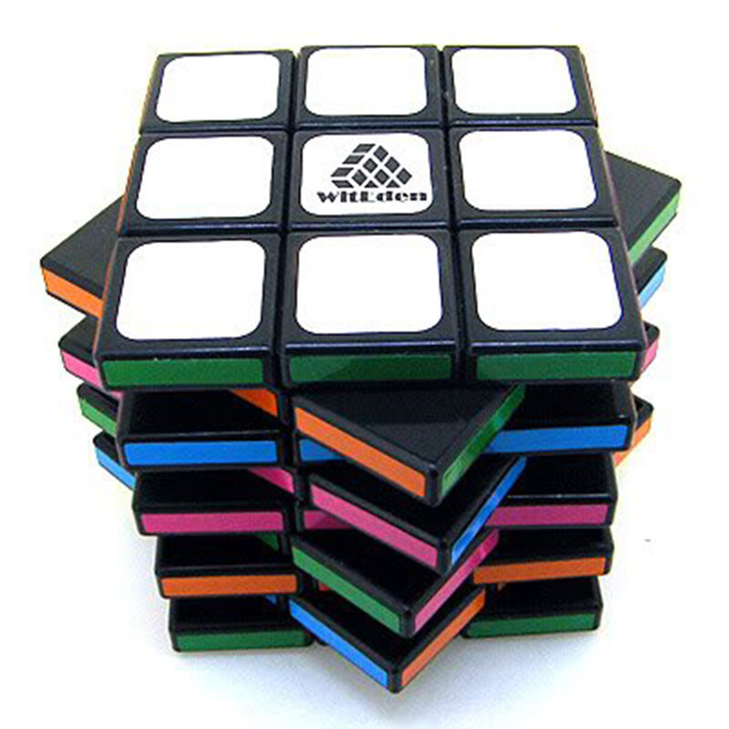 WitEden 3x3x9 Professional Magic Cube 58mm strange-shape Magic Cubes Anti Stress  Learning Educational Classic Toys Cubo Magico (5)