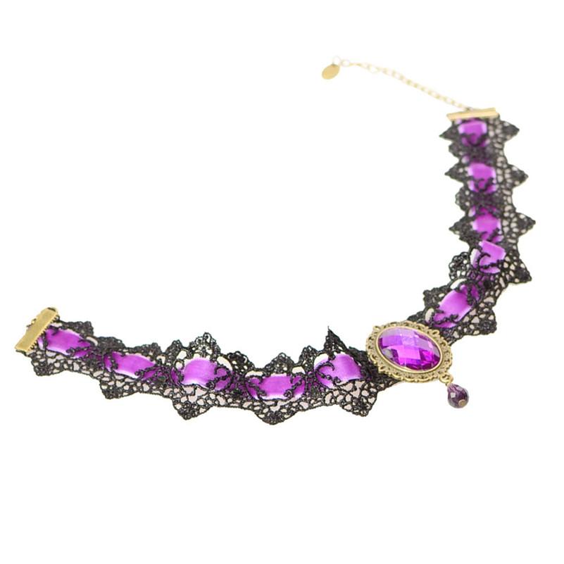 Sexy Rhinestone Necklace