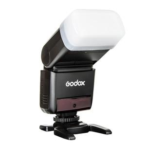 Image 4 - Godox TT350F מיני Speedlite פלאש עבור Fujifilm X T20 X T3 TTL HSS GN36 1/8000S 2.4G אלחוטי מערכת/X1T F טריגר משדר