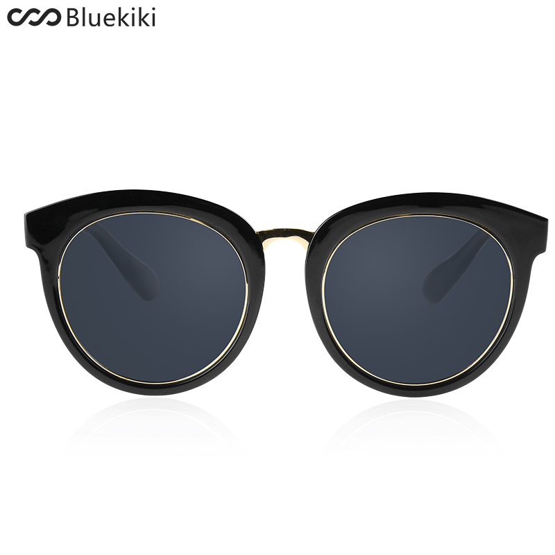 9b2b16f91b KIKI Women Polarized Sunglasses Retro Round Frame Design UV Mirror Fashion  Driving Sun Glasses Style Gafas de sol Feminino -in Sunglasses from Women s  ...