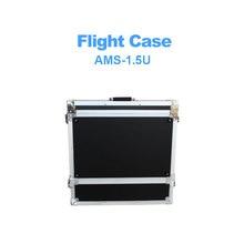 最高の素材ビッグアルミledビデオ飛行ケース 1.5u作業led videプロセッサ