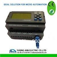 PLC Ethernet PLC, ELC 12DC DA R N HMI,Built in Ethernet capability