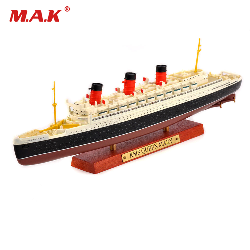 Kids toys 1/1250 Scale Cruise Model ATLAS RMS Queen Mary Ocean Ship Model 25CM Cruise Boat Toys Gift Collection Toys ...