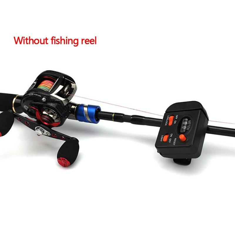 pesca contador cheio de recursos equipado com