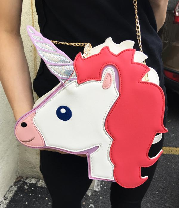 HTB1mCqORXXXXXcfXFXXq6xXFXXXB - Unicorn Handbag women Shoulder Bag Cute