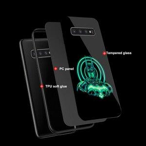 Image 5 - Ciciber Per Samsung Galaxy S10e S10 S9 S8 Più S10 + S9 + S8 + Telefono Custodie per la Nota di Samsung 9 8 Della Copertura di Vetro temperato Spider Man
