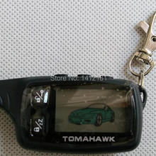 TW-9030 Key Fob,TW 9030 LCD Remote Control KeyChain For Vehicle Security 2 way