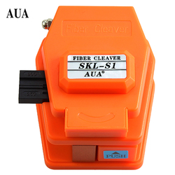AUA SKL-S1 fiber cleaver cutter for plastic rubber insulated wire cable pigtail FTTH tool