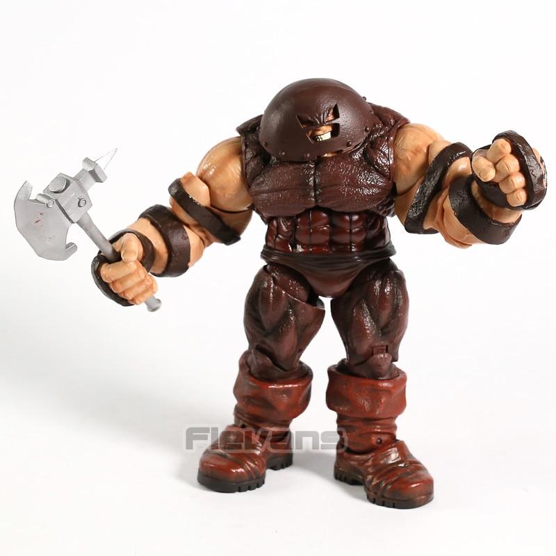 Marvel Juggernaut Cain Marko PVC Action Figure Collectible Model Toy for Kids