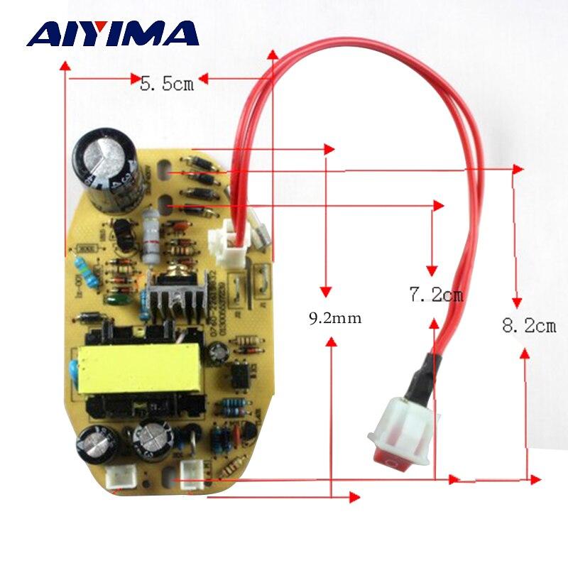1 stück 38 v DC Hohe-power Luftbefeuchter Power Board Allgemeine Kontrolle Panel Schaltung Sprayer Platte Pulverisierer