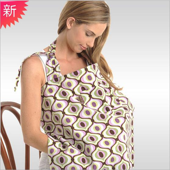 Mother Breastfeeding Out Versatile Cotton Towel Covering Nice Privacy Blanket Nursing Cover For Baby Infant Canopy Shawl In Covers From