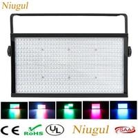 250W RGB 3IN1 Mix Color LED Strobe Light /DMX Strobe Flash Light/504pcs *0.5W LED 5050 SMD Exposure Strobe Effect Stage Lighting