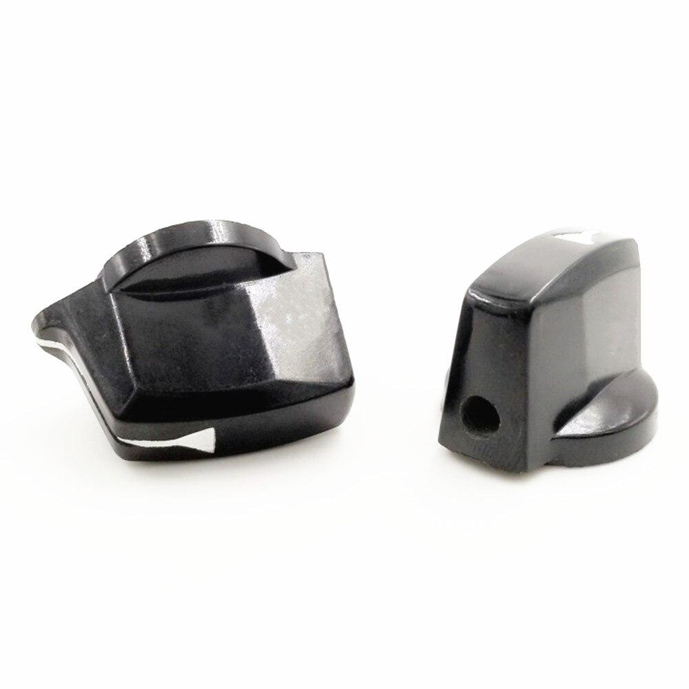 Бакелитовая ручка для переключателя передач с медным сердечником 6 мм, с внутренним отверстием, для внутреннего отверстия, с возможностью переключения передач, в виде крышки, с отверстием для переключателя передач, в форме сердечника