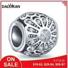 DALARAN 925 sterling silver beads charm popular boutique wild European beads bracelet necklace jewelry accessories
