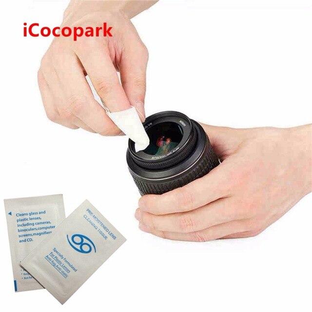 c52d955904 NiceRug toallitas para lentes desechables para cámara de gafas microscopios  Lcd telescópicos
