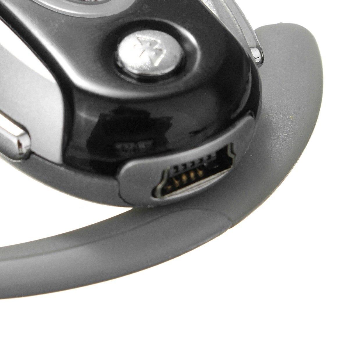 Mini LED de Conducción Segura Auriculares de Música Inalámbrica Bluetooth 2.1 Au
