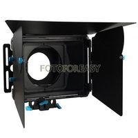 FOTGA DP3000 Professional Matte Box Sunshade +Filter Trays for 15mm Rod DSLR Rig