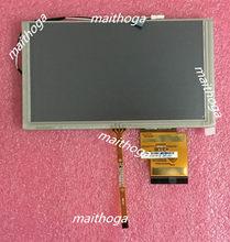 Maithoga CPT 6.2 polegada CLAA062LA01CW 60P Tela LCD TFT com Painel de Toque 800 (RGB) * 480 WVGA CLAA062LA01 CW
