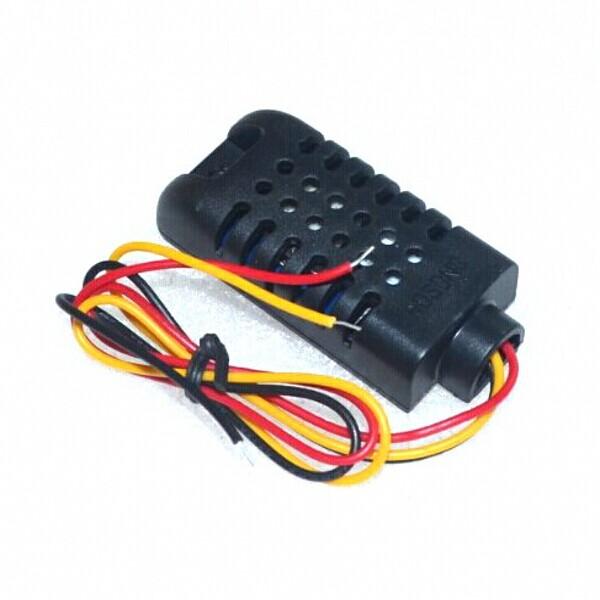 10pcs/lot DHT21 / AM2301 Capacitive Digital Temperature And Humidity Sensor Module