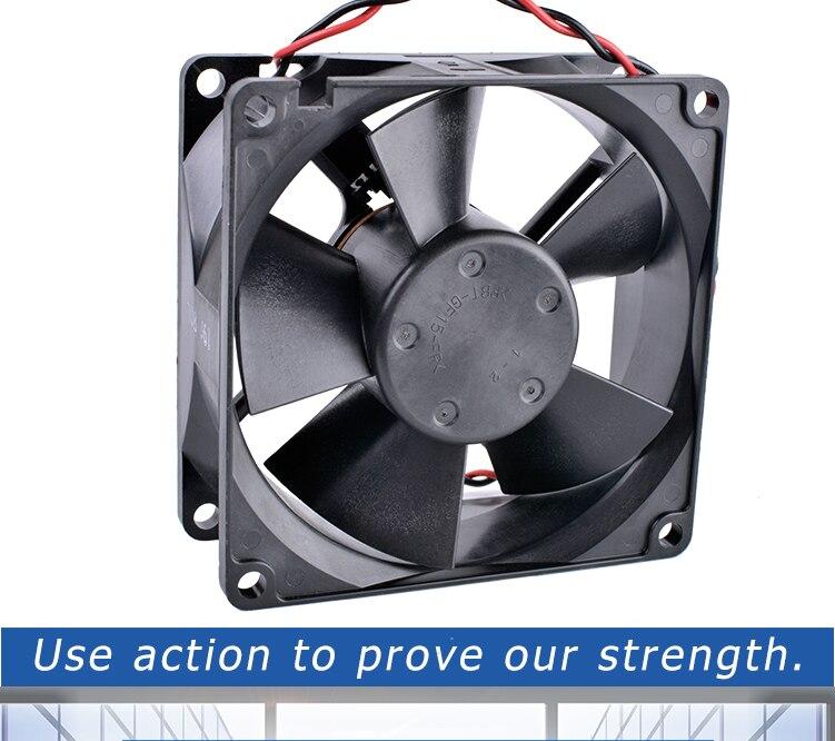COOLING REVOLUTION 3112KL-05W-B60 8cm 8032 80x80x32mm 24V 0.28A Double ball bearing high volume fan Inverter industrial equipmen