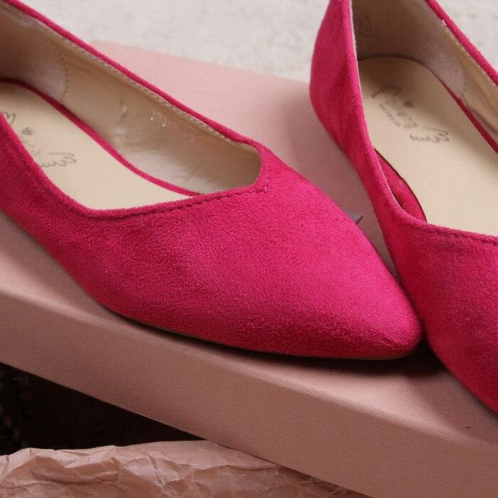 hot pink flat womens shoes