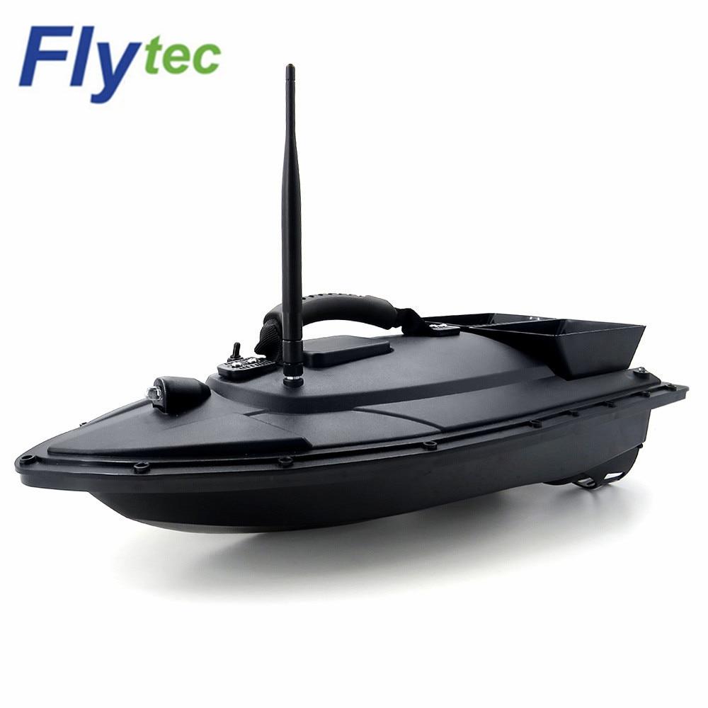 Flytec 2011-5 outil de pêche Smart RC appât bateau jouet double moteur détecteur de poisson bateau de pêche télécommande bateau de pêche bateau hors-bord - 4