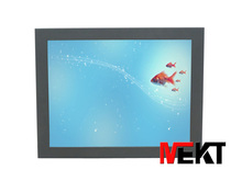 17-inch wall-mounted Monitors Industrial PC touch monitor hdmi monitor
