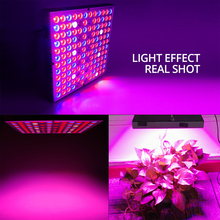 25W/45W Full Spectrum Panel LED Grow Light AC85~265V Greenhouse Horticulture Grow Lamp for Indoor Plant Flowering Growth full spectrum 216w ufo led grow box lights ac85 265v hydroponics plant lamp ideal for all phases of plant growth and flowering