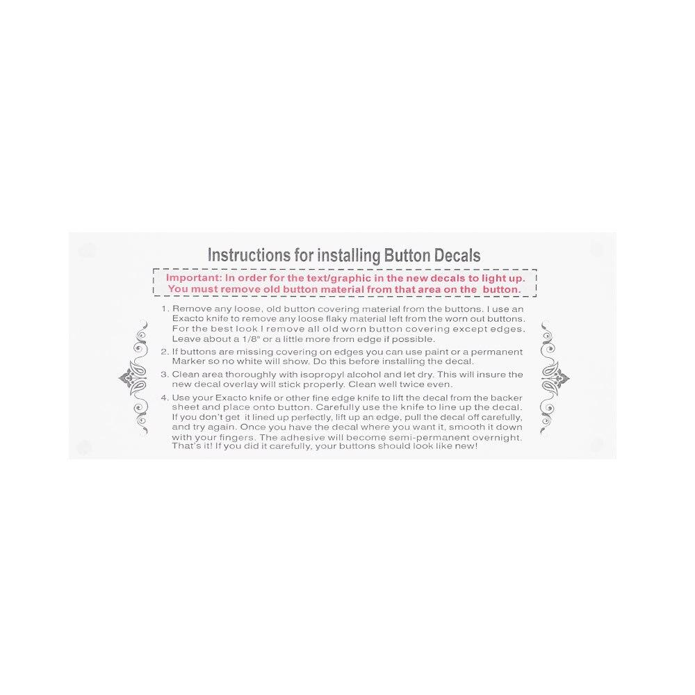 Image 5 - Автомобильный стикер AC, кнопка контроля температуры, панель, кнопка для ремонта, Набор наклеек для 2006 2011 BMW E90 E91 E92 330I обычного типа-in Наклейки на автомобиль from Автомобили и мотоциклы