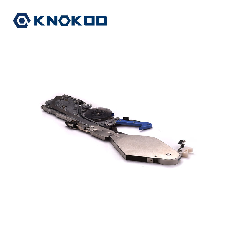 KNOKOO SMT feeder CF081E 8*4MM E1003706CB0 used in JUKI SMT 2050/2060/2070/2080 pick and place machine replace gpr111 red color prism for leica total stations