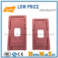Precision Aluminium Mould For iPhone 7 / 7 plus Laminator Mold Metal For The Front Glass with Frame Location for OCA