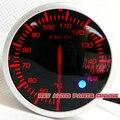 White & red Light 60mm DEFI BF Medidor de Medidor De Temperatura Da Água Do Carro