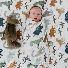 70% бамбук ребенка пеленать ребенка муслиновое одеяло качество лучше, чем Aden Anais ребенок Multi-хлопок/бамбук Одеяло младенческой Обёрточная бумага