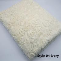 2pcs Lot 155 100 New Soft Faux Fur Blanket Basket Filler Stuffer Newborn Baby Infant Baby