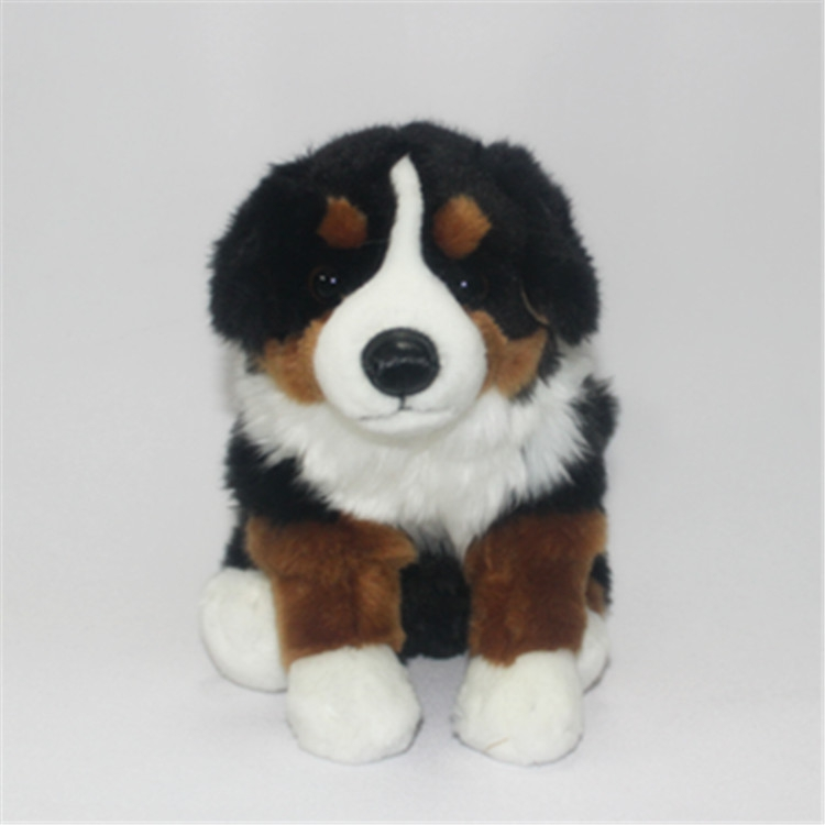 Big Plush Toy Children Gift Simulation Animals Bernese Mountain Dogs Doll Toys Store simulation animals plush children s gift toys ring tailed lemur doll stuffed toy store